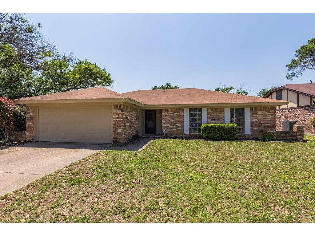 Sold Property | 905 Columbus Court Bedford, Texas 76022 0
