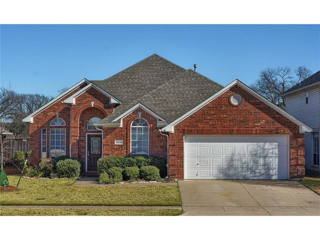 Sold Property | 1205 Andromeda  Way Arlington, TX 76013 1