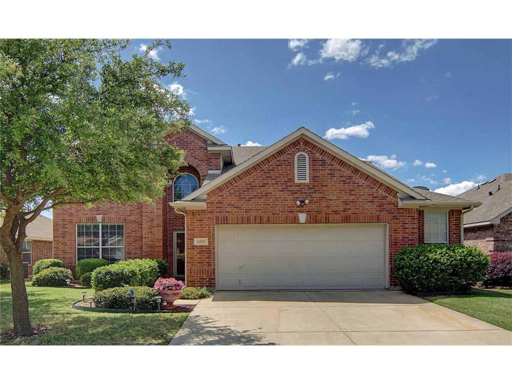Sold Property | 4405 Double Oak  Lane Fort Worth, TX 76123 0