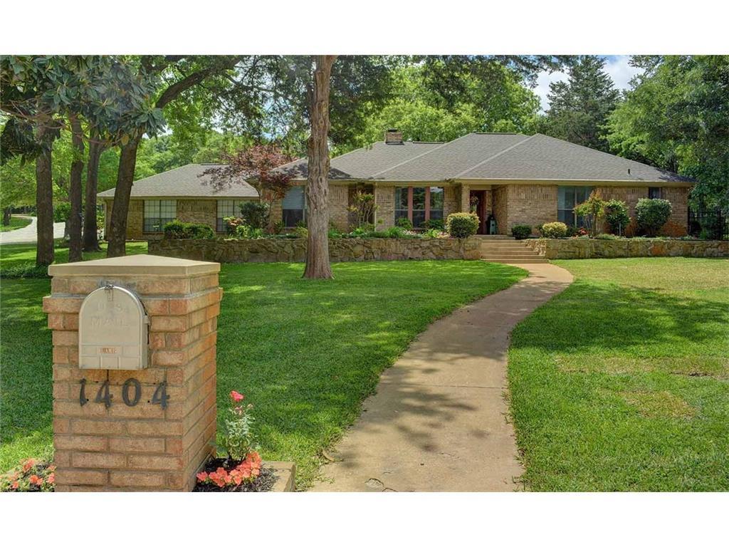 Sold Property | 1404 Belaire  Drive Keller, TX 76262 0