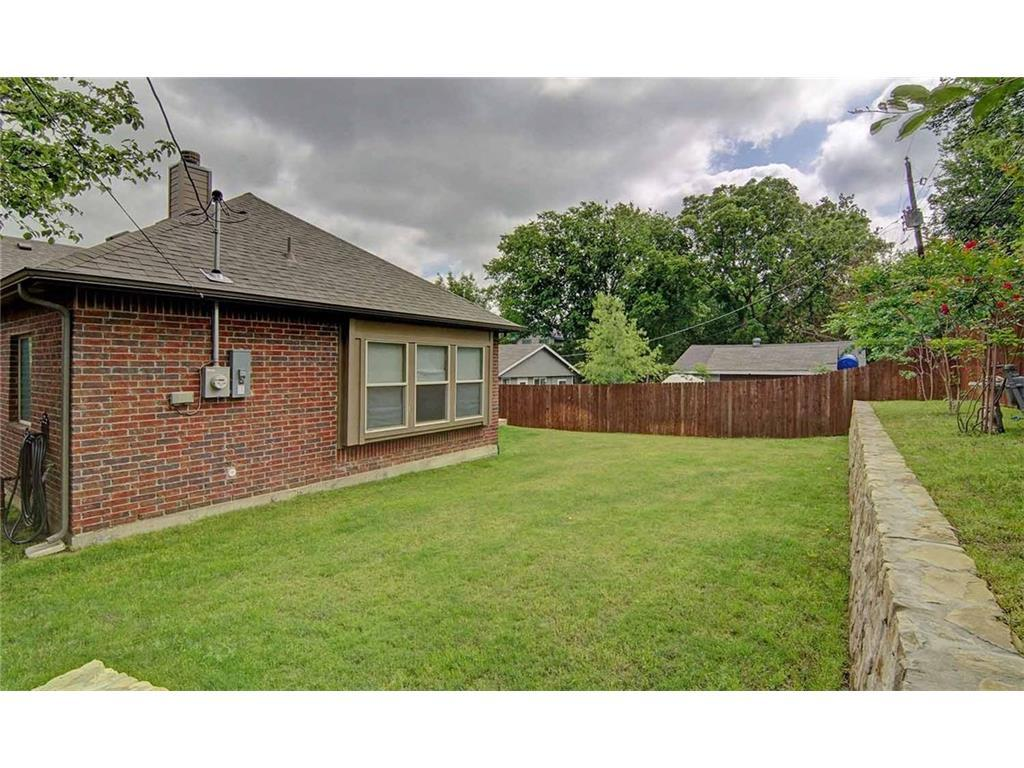 Sold Property | 3817 Bryce  Avenue Fort Worth, TX 76107 23