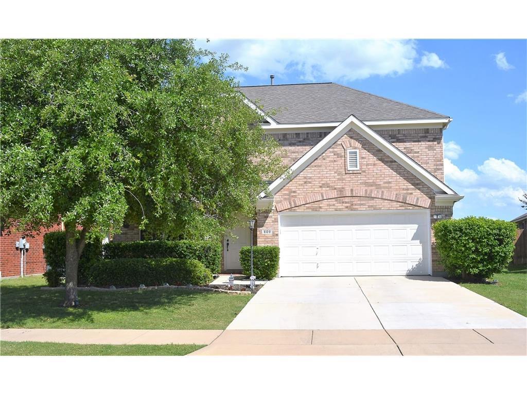 Sold Property | 609 Fossil Wood  Drive Saginaw, TX 76179 1