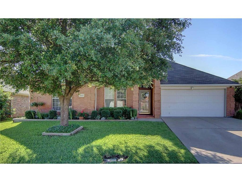 Sold Property | 1419 Lyra  Lane Arlington, TX 76013 0
