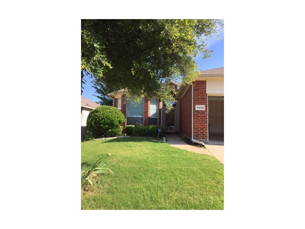 Sold Property | 7436 Maroon  Drive Fort Worth, TX 76120 0