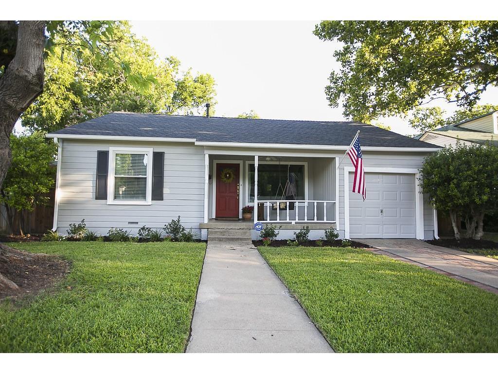 Sold Property   4905 Birchman  Avenue Fort Worth, TX 76107 0