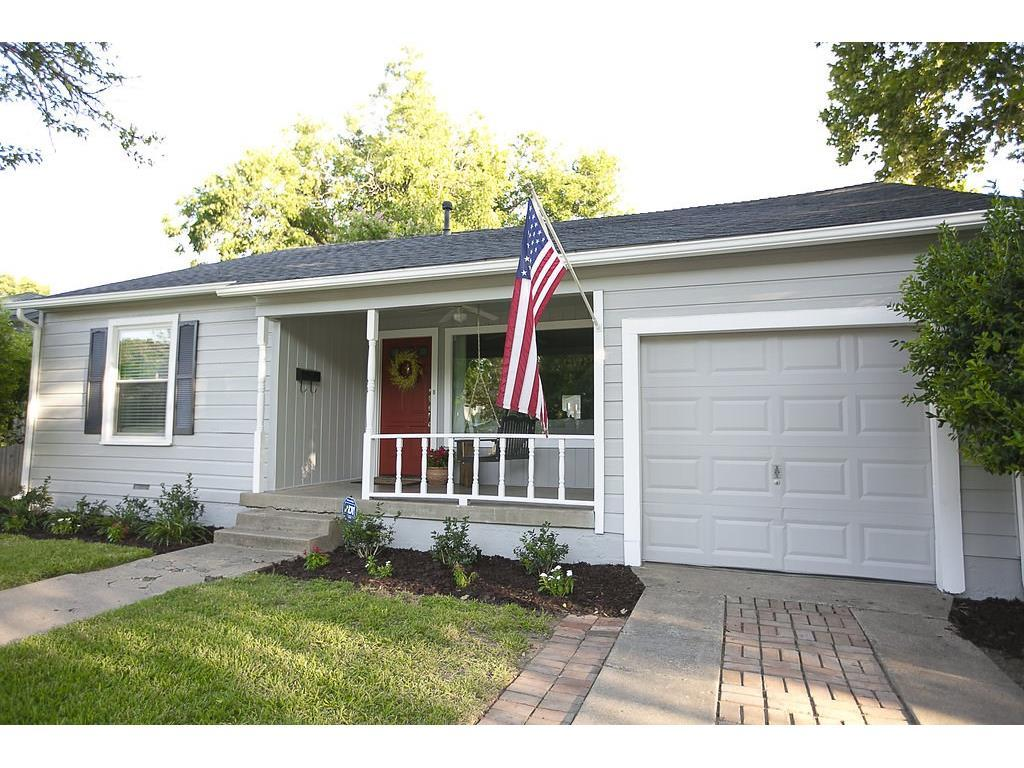 Sold Property | 4905 Birchman  Avenue Fort Worth, TX 76107 1