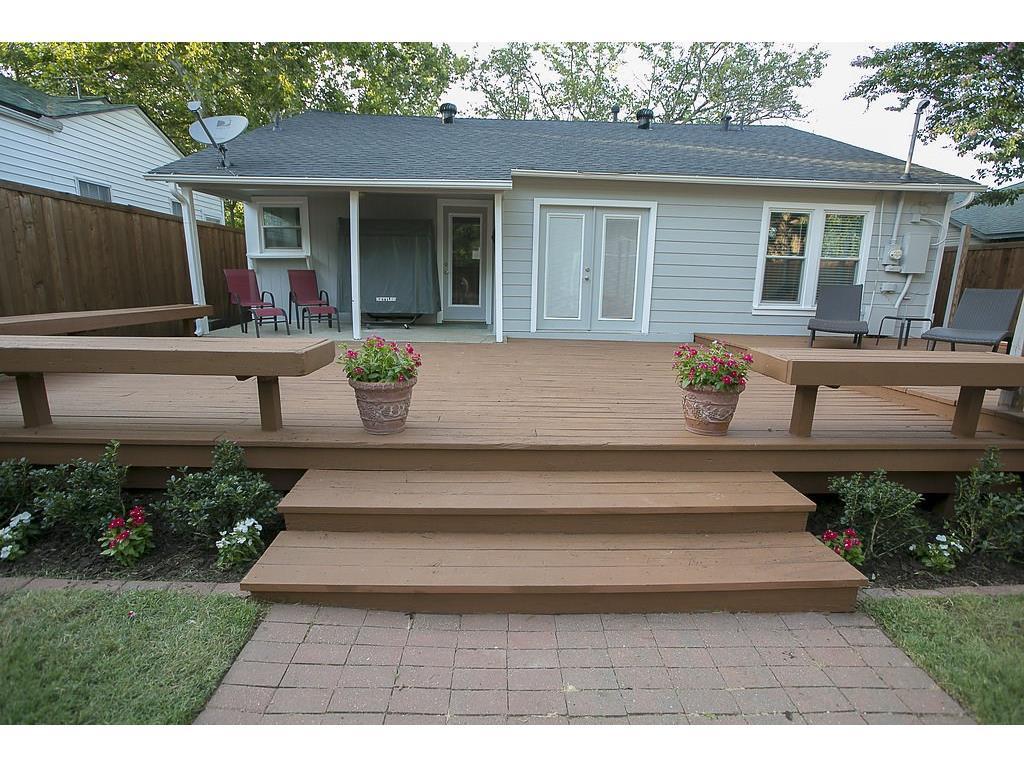 Sold Property | 4905 Birchman  Avenue Fort Worth, TX 76107 16