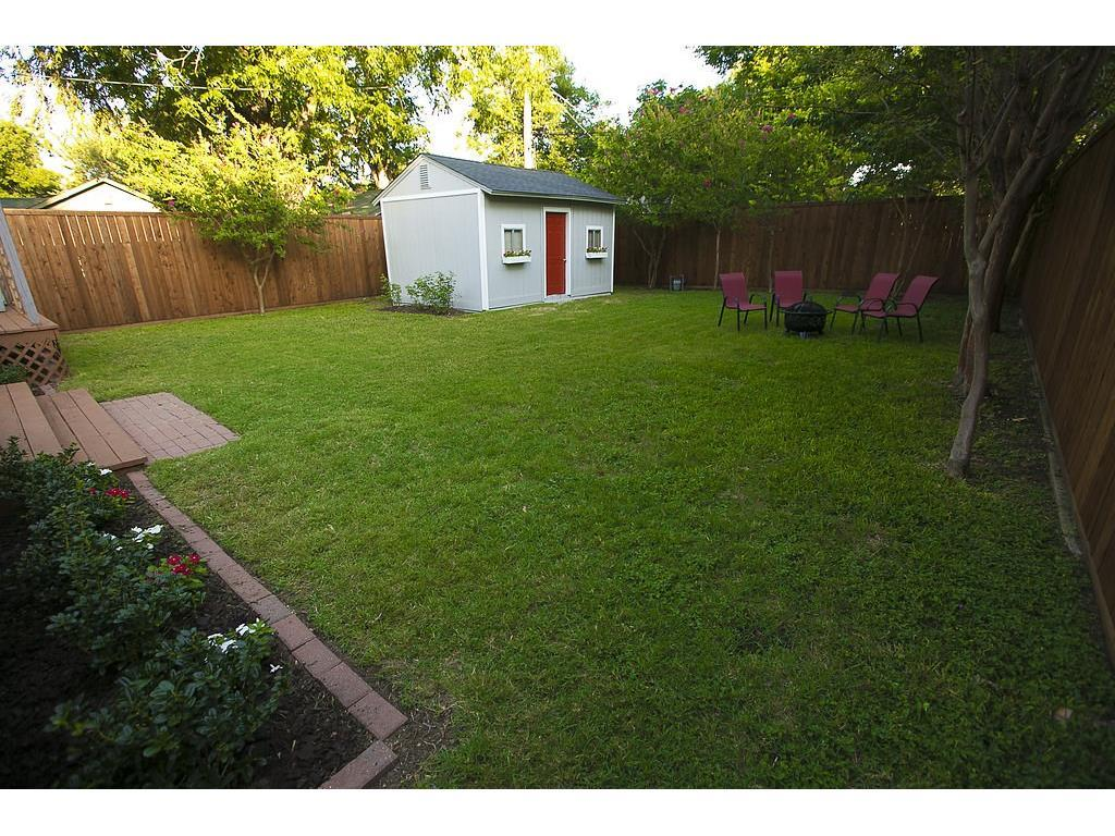 Sold Property | 4905 Birchman  Avenue Fort Worth, TX 76107 17