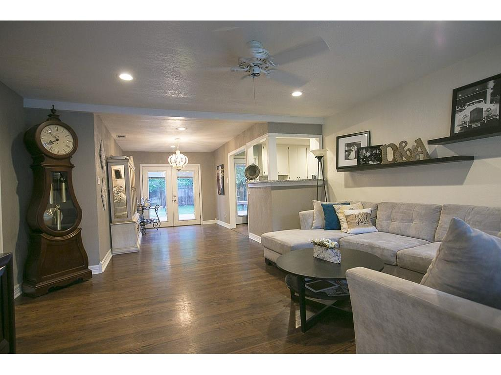 Sold Property | 4905 Birchman  Avenue Fort Worth, TX 76107 4