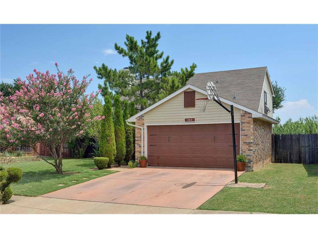 Sold Property | 7513 Ashwood  Circle Fort Worth, TX 76123 1