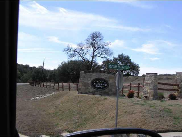 Sold Property | 12208 Montana Springs  DR Marble Falls, TX 78654 1