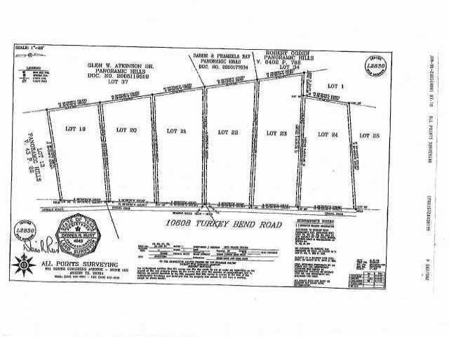 Sold Property | 10608 Turkey Bend  DR Jonestown, TX 78645 0