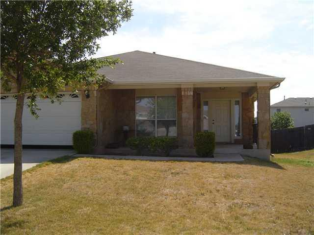 Sold Property   1113 Whitley  DR Leander, TX 78641 0