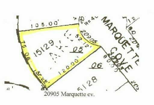 Sold Property   20905 Marquette  CV Lago Vista, TX 78645 1