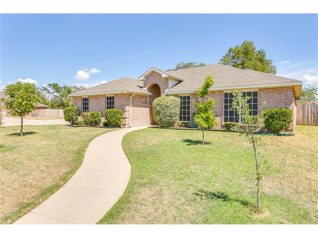 Sold Property | 998 Mesa Vista  Drive Crowley, TX 76036 0