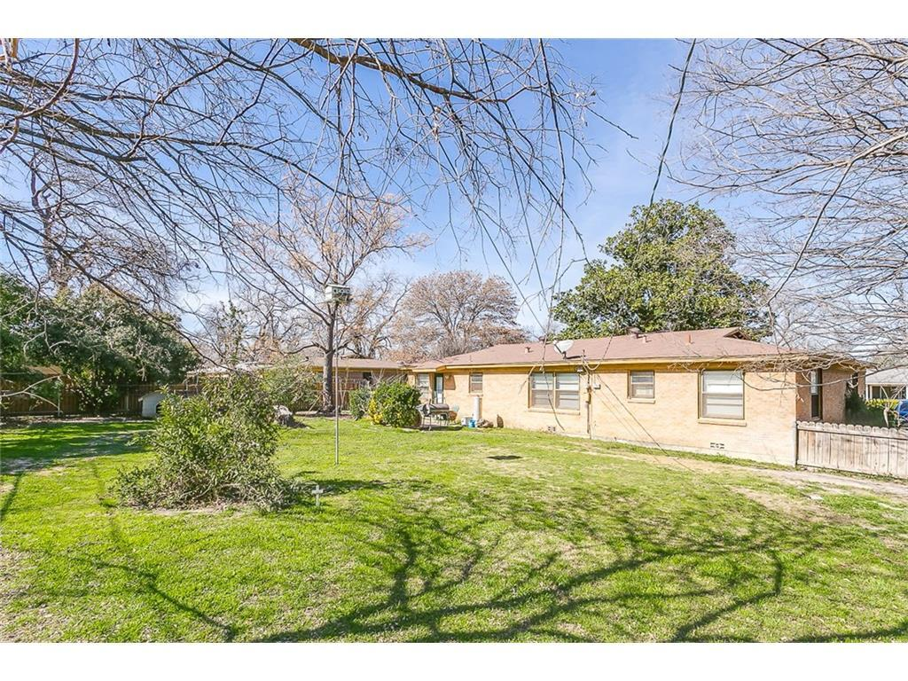 Sold Property | 5613 Volder  Drive Fort Worth, TX 76114 3