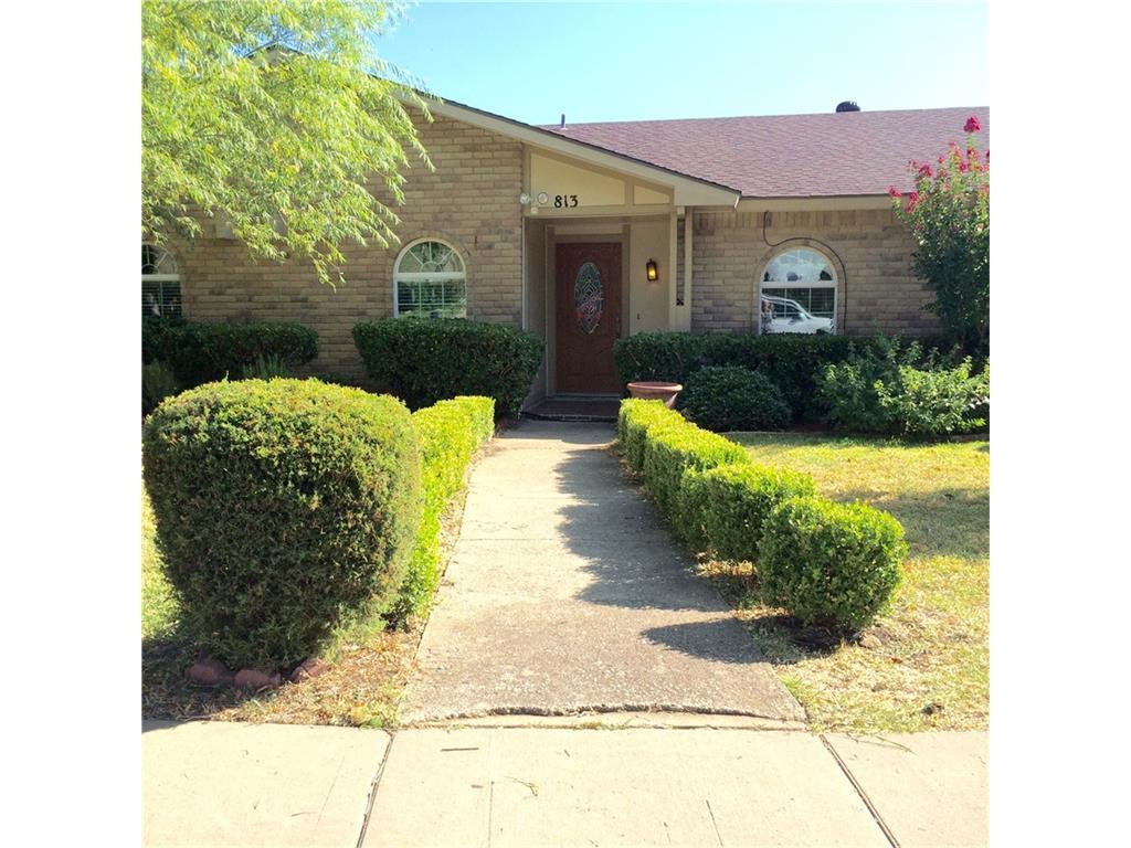 Sold Property | 813 Cross Bend Plano, TX 75023 0
