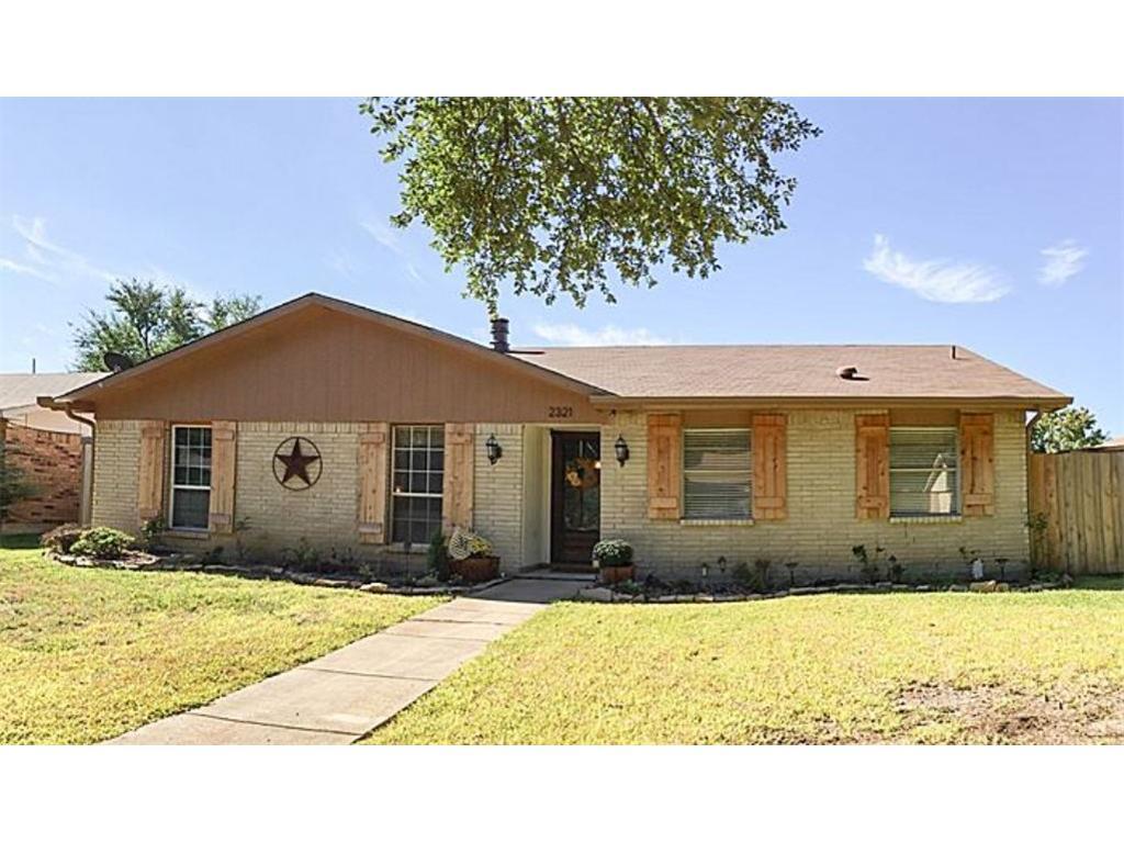 Sold Property | 2321 Denmark Garland, TX 75040 0