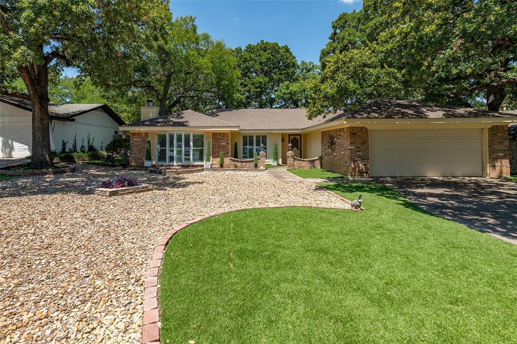 Sold Property   2145 Cambridge  Drive Hurst, TX 76054 0