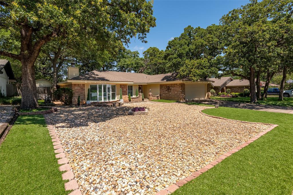 Sold Property   2145 Cambridge  Drive Hurst, TX 76054 1