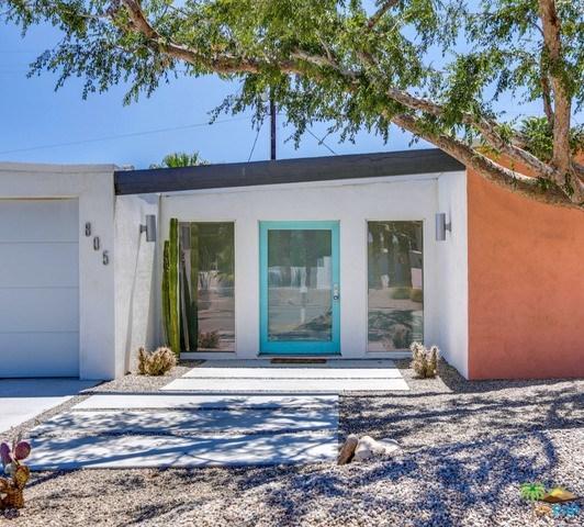 Closed   805 E RACQUET CLUB Road Palm Springs, CA 92262 7