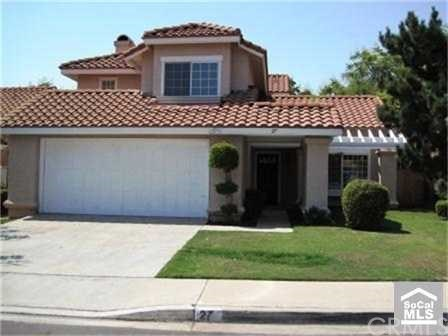 Closed | 27 ALLYSSUM Rancho Santa Margarita, CA 92688 0