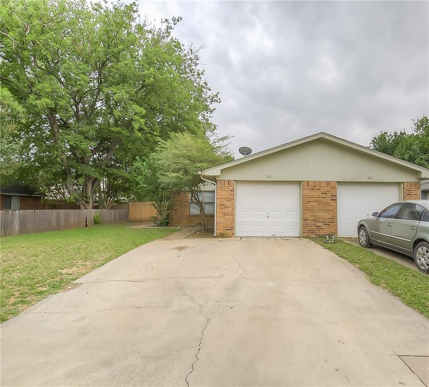 Sold Property | 301 Gardenview Street Denton, Texas 76207 0