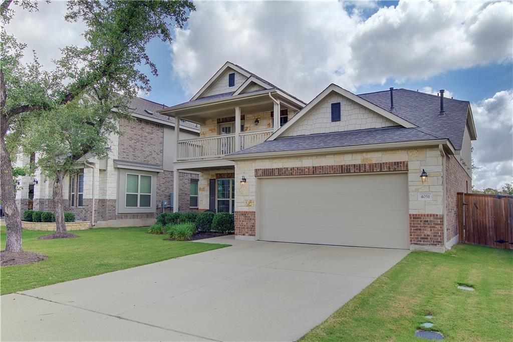 Sold Property | 4051 Flowstone  LN Round Rock, TX 78681 1