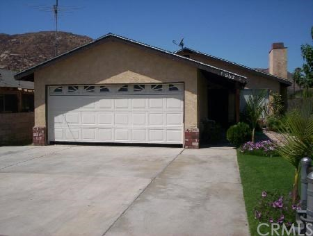 Closed | 11862 PEPPER  Street Bloomington, CA 92316 0