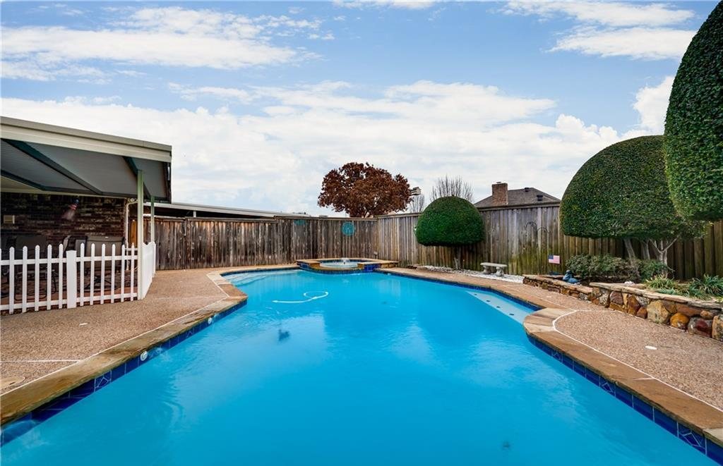 Sold Property | 2502 Willowdale Drive Carrollton, Texas 75006 28