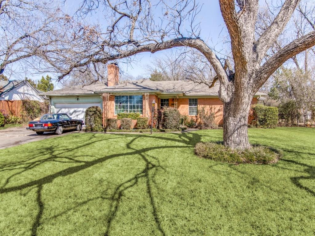 Sold Property | 1540 San Saba Drive Dallas, Texas 75218 0