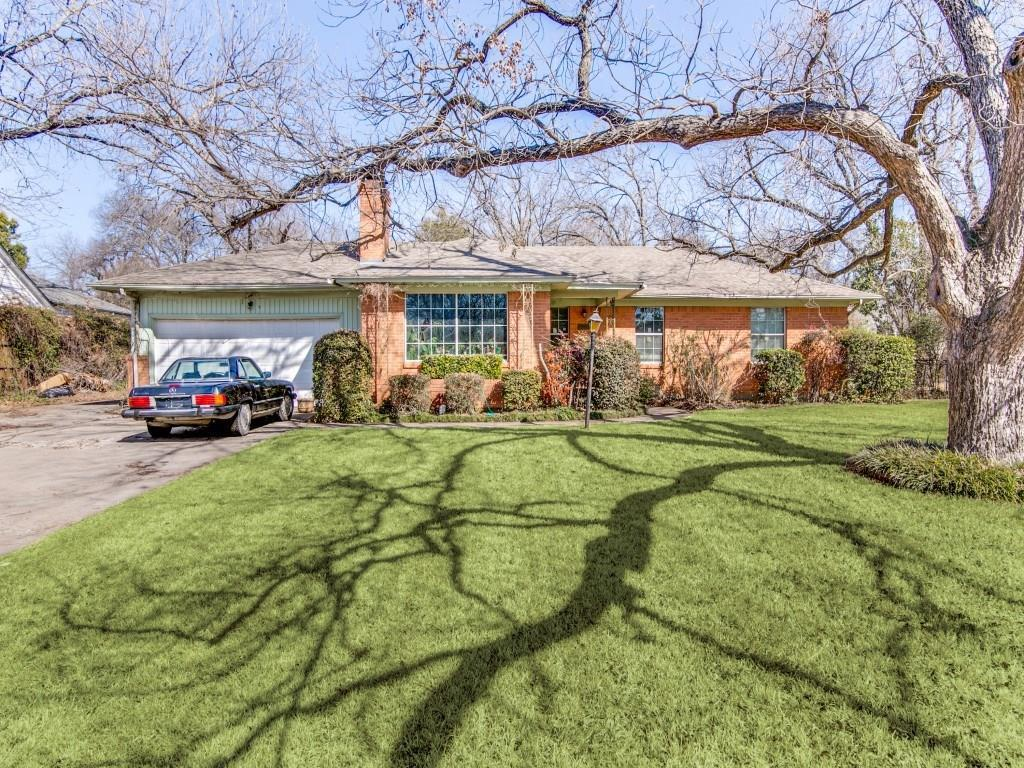 Sold Property | 1540 San Saba Drive Dallas, Texas 75218 1