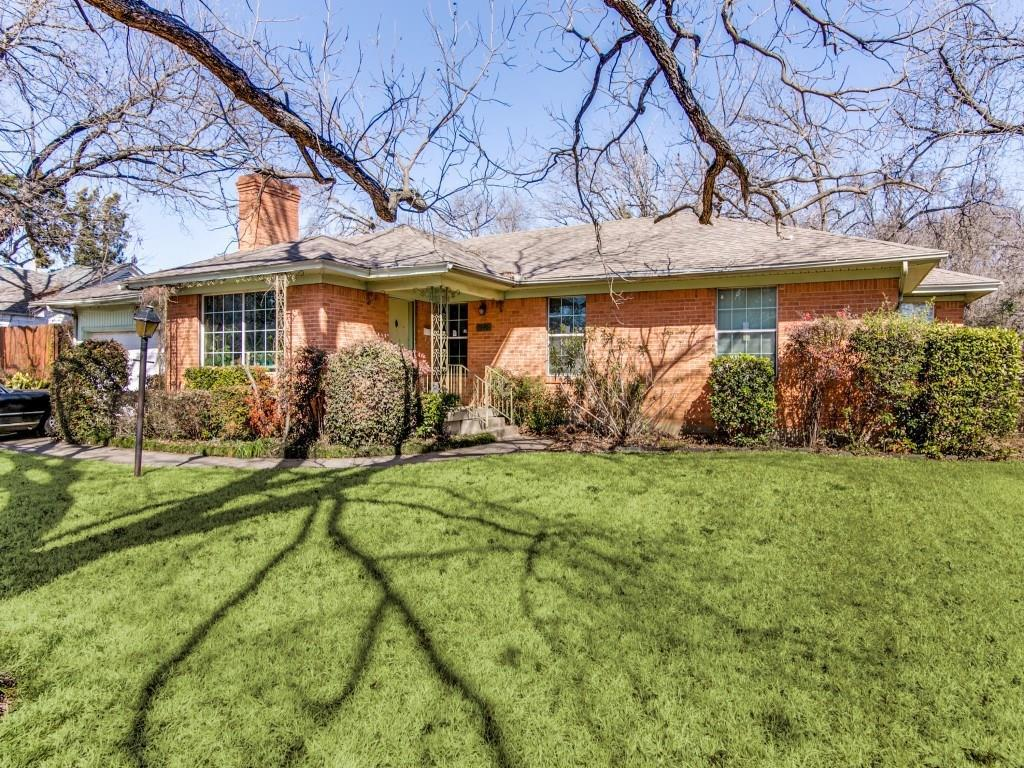 Sold Property | 1540 San Saba Drive Dallas, Texas 75218 2