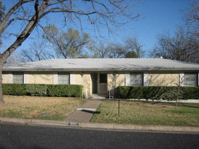 Sold Property | 4911 Russet Hill  DR Austin, TX 78723 0