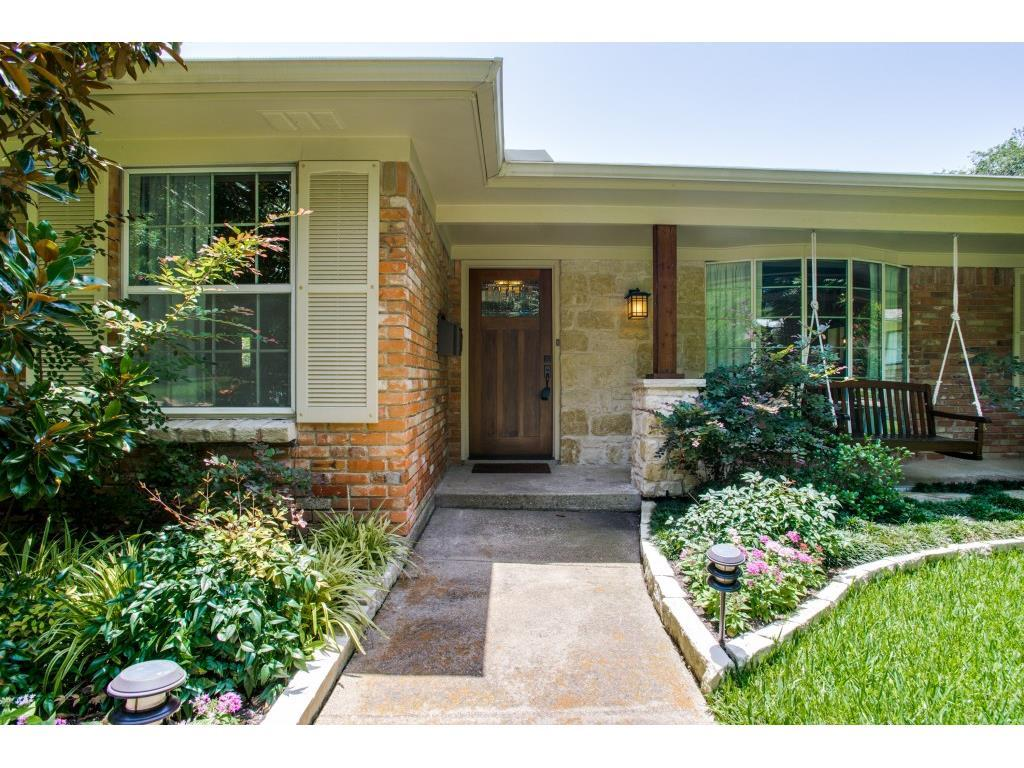 Sold Property | 8128 San Cristobal  Drive Dallas, TX 75218 1