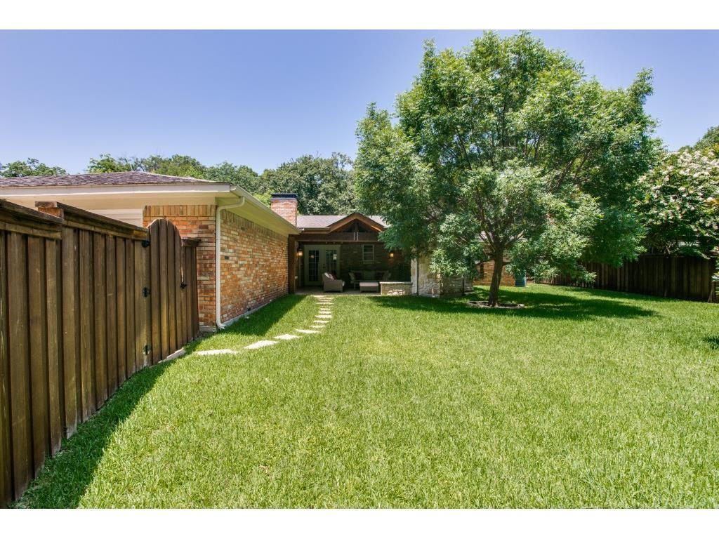 Sold Property | 8128 San Cristobal  Drive Dallas, TX 75218 24