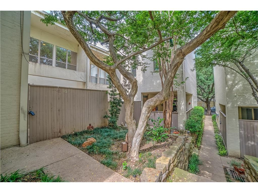 Leased | 3906 Buena Vista  Street #15A Dallas, TX 75204 20