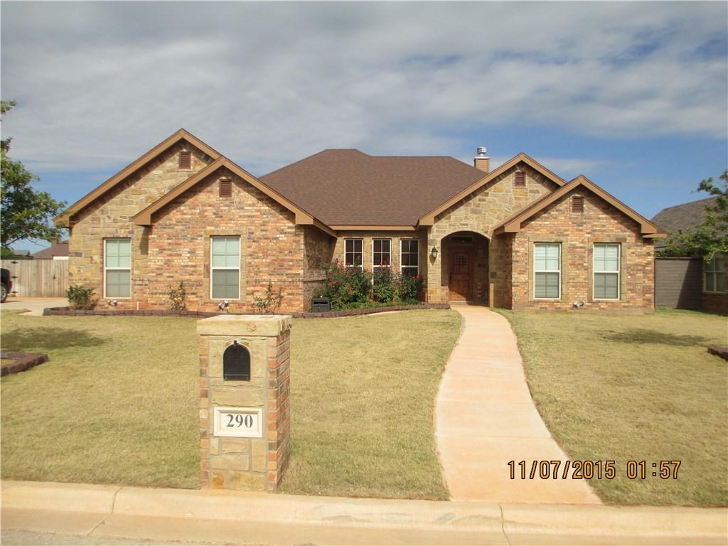 Sold Property | 290 Magnum  Street Tuscola, TX 79562 0