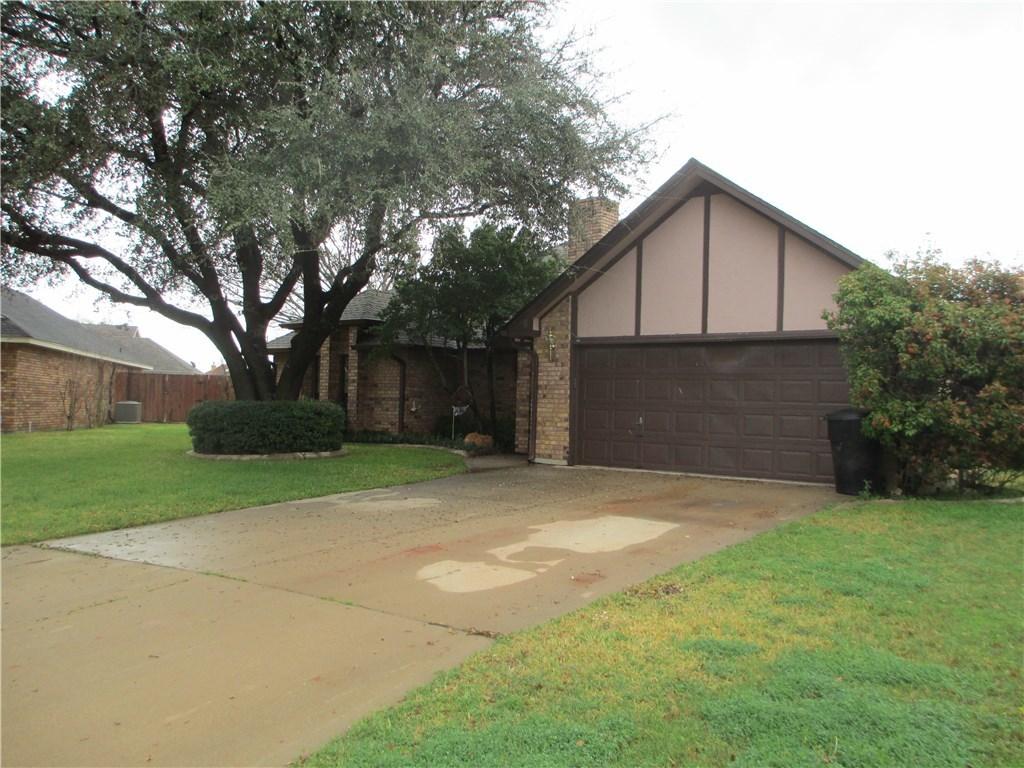 Sold Property | 6 Zachry Cove Abilene, Texas 79606 1