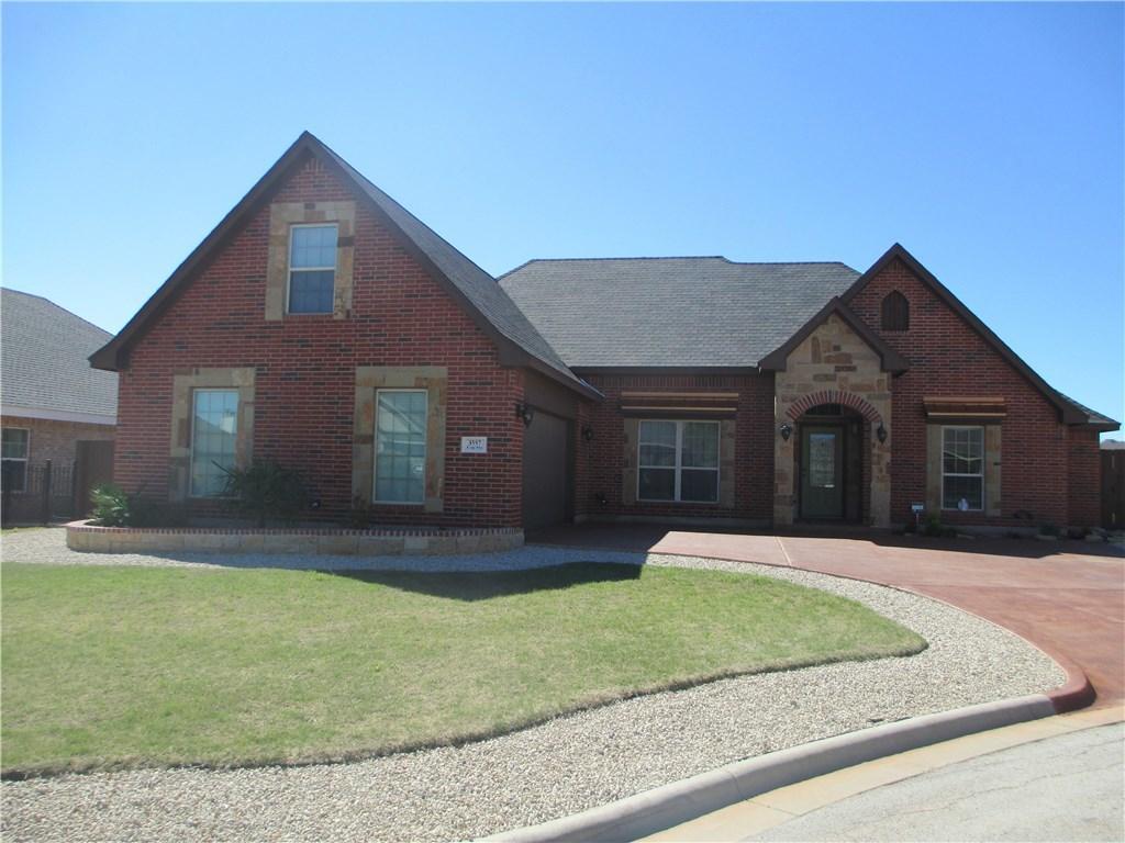 Sold Property | 3557 La Jolla Abilene, Texas 79606 1