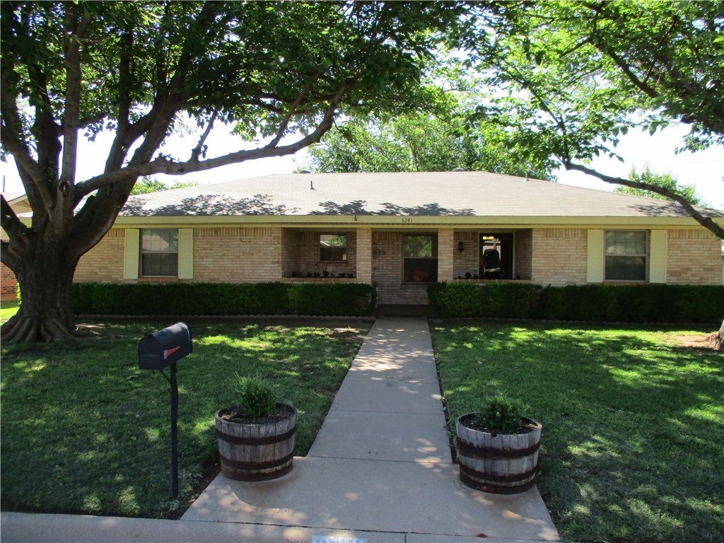 Sold Property | 3241 Nonesuch  Road Abilene, TX 79606 0