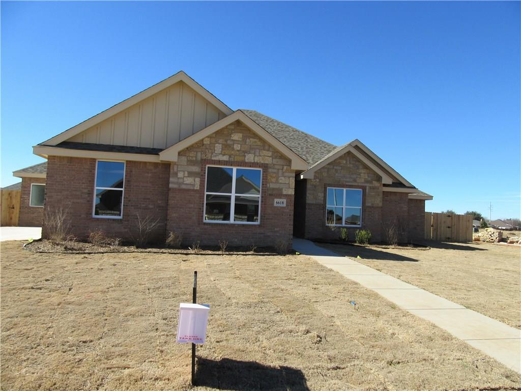 Sold Property | 6618 Longbranch  Way Abilene, TX 79606 1