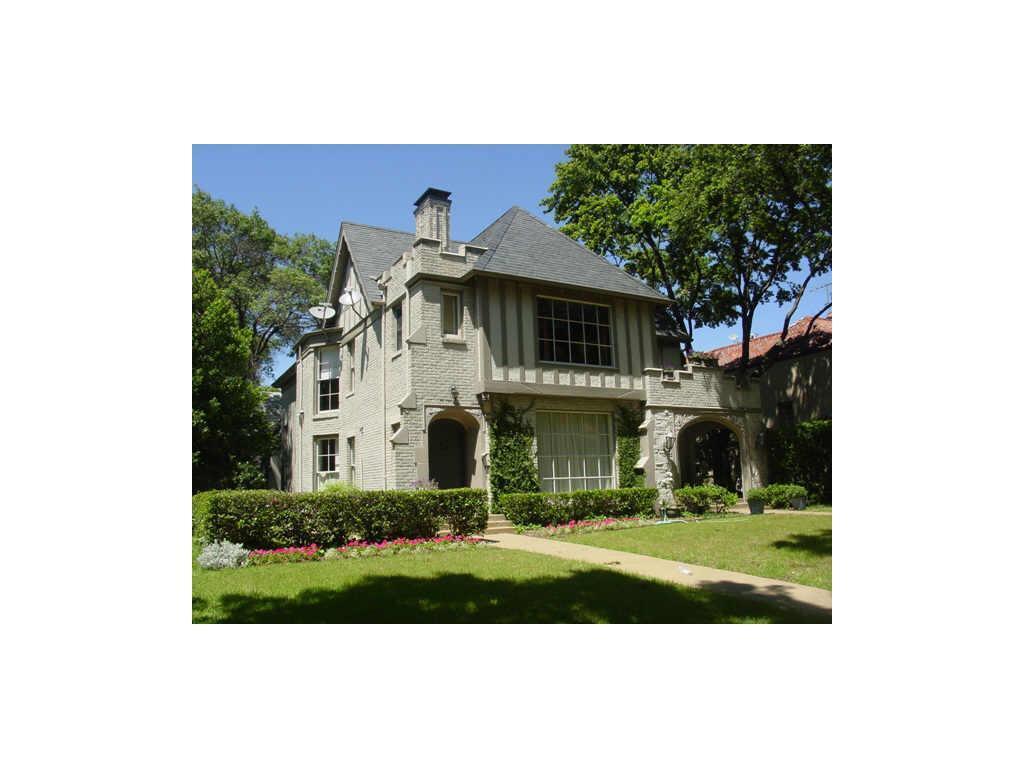 Leased   4426 Westway  Avenue Highland Park, TX 75205 0