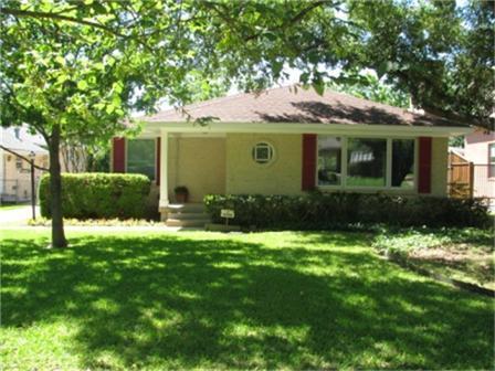 Leased | 6860 Southridge Drive Dallas, Texas 75214 0
