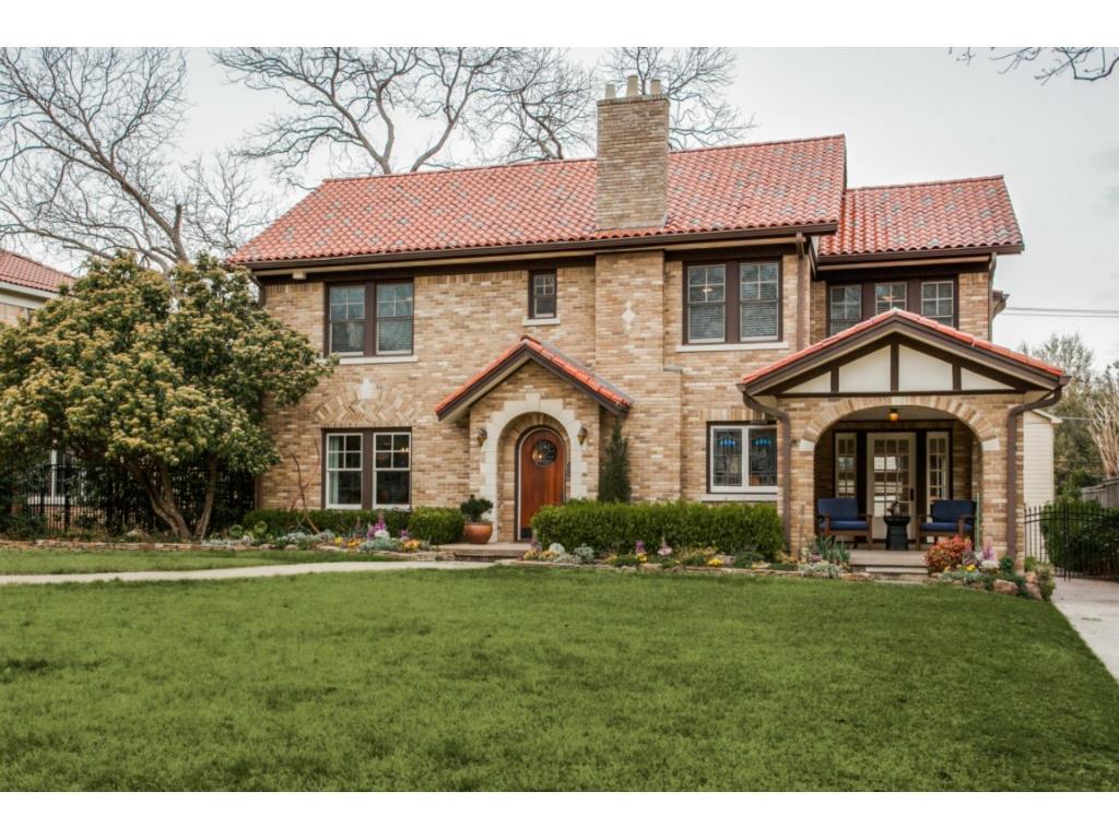 Sold Property | 6709 Lakewood  Boulevard Dallas, TX 75214 0