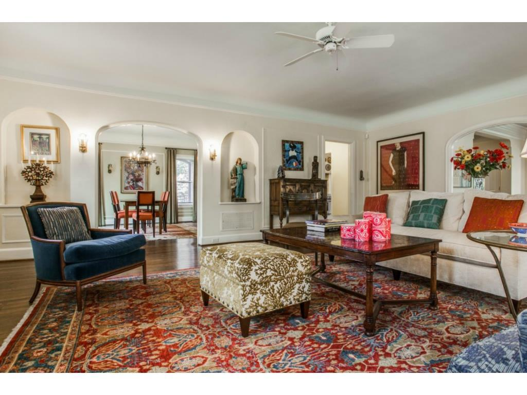 Sold Property | 6709 Lakewood  Boulevard Dallas, TX 75214 5