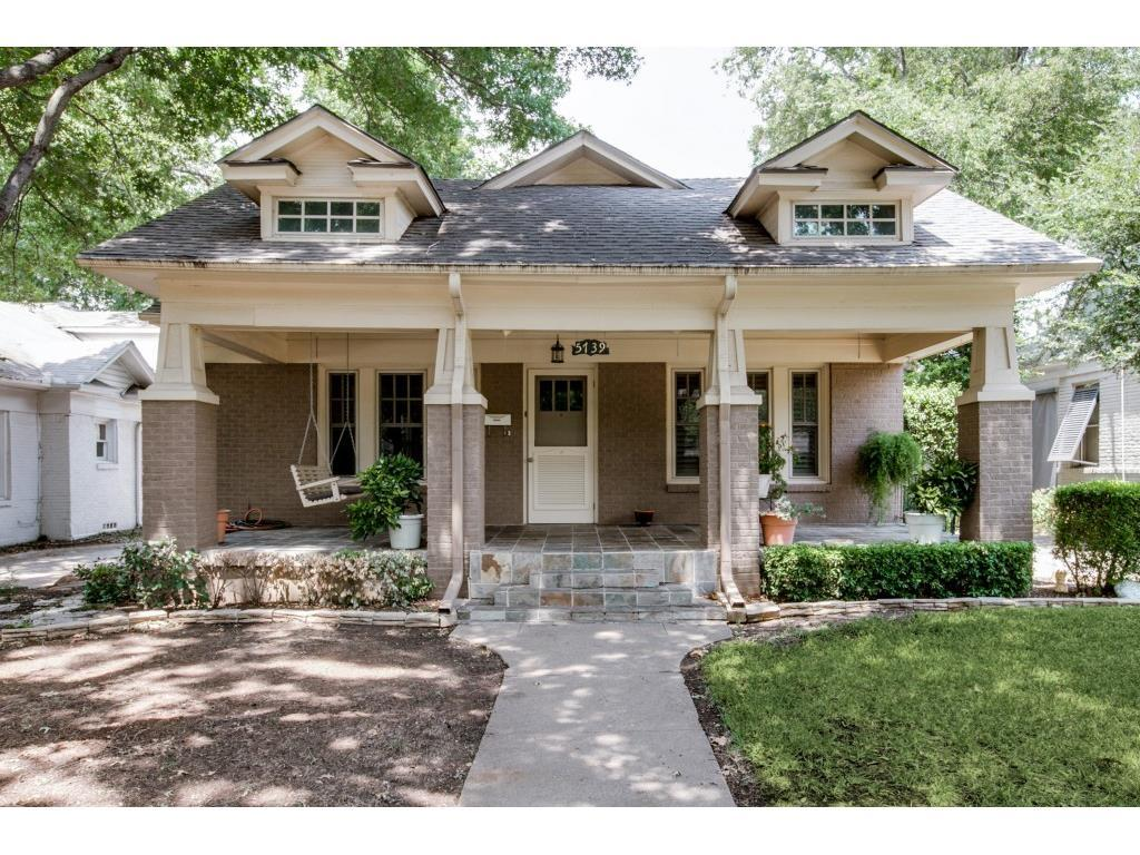 Sold Property | 5739 Morningside  Avenue Dallas, TX 75206 1