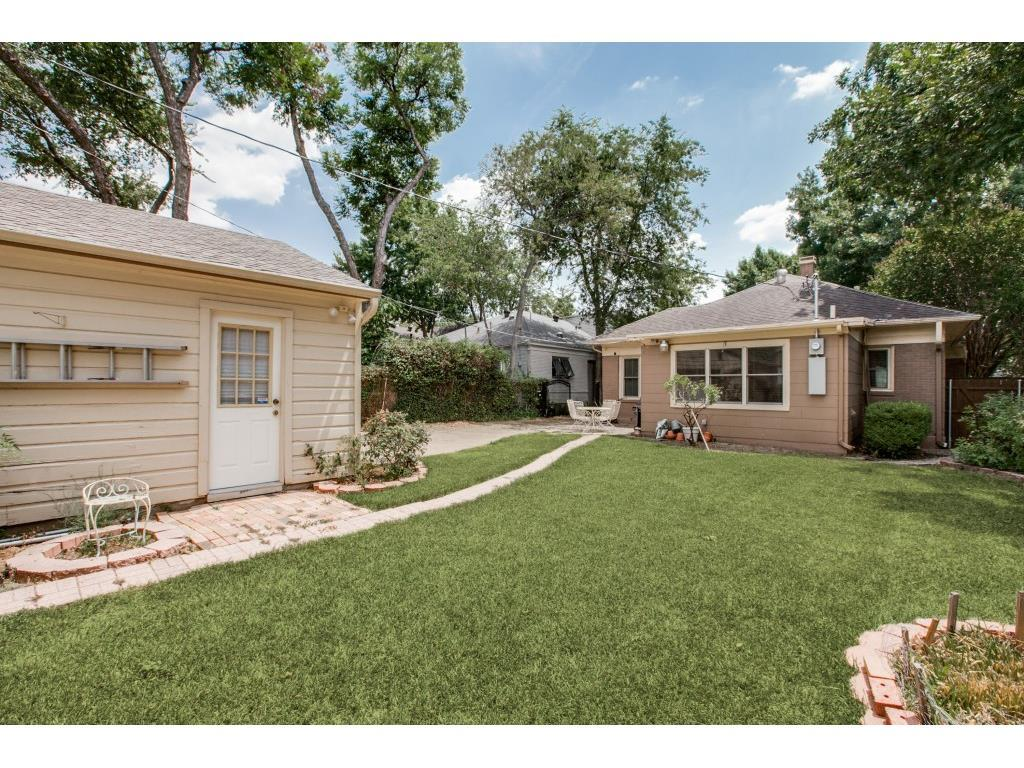 Sold Property | 5739 Morningside  Avenue Dallas, TX 75206 23