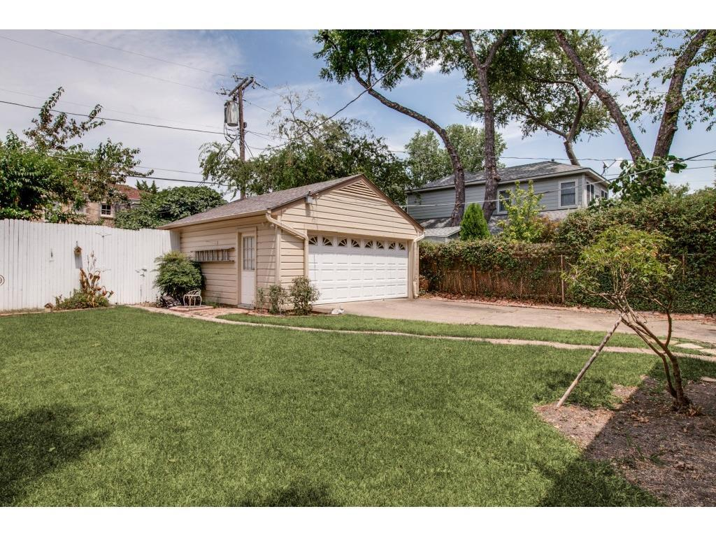 Sold Property | 5739 Morningside  Avenue Dallas, TX 75206 24