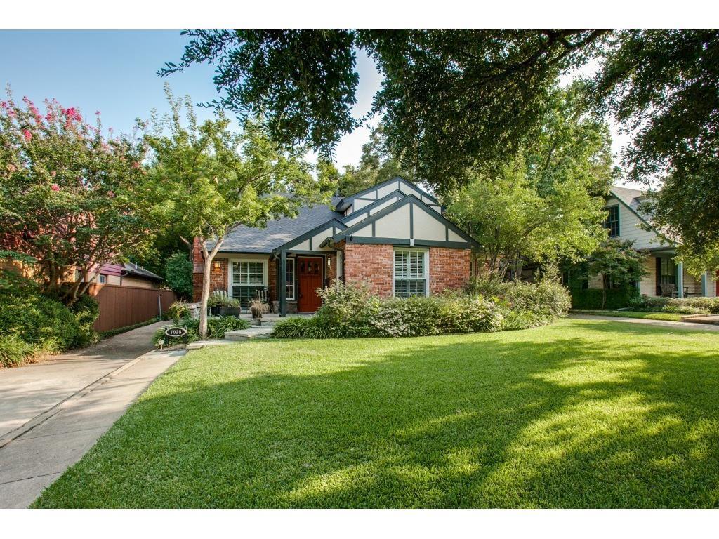 Sold Property   7028 Westlake Avenue Dallas, Texas 75214 0